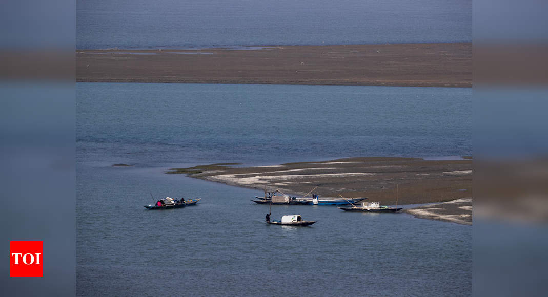 China's attempt to set up dam on Brahmaputra will be encroachment on rights of India: Govt - Times of India