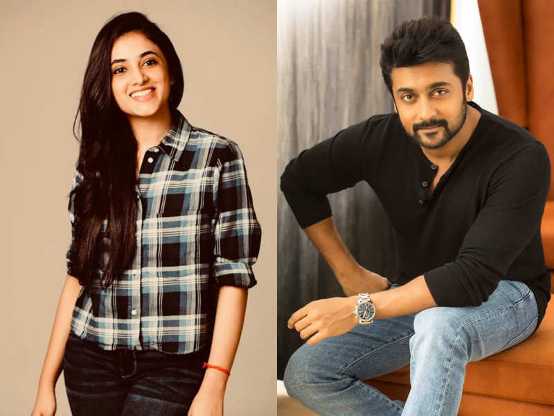 Priyanka Mohan to team up with Suriya for Pandiraj's entertainer