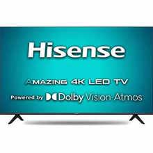 Hisense 58A71F 58 Inch LED 4K, 3840 x 2160 Pixels TV