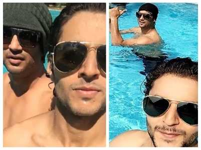 Siddharth pens heartfelt note for Sushant