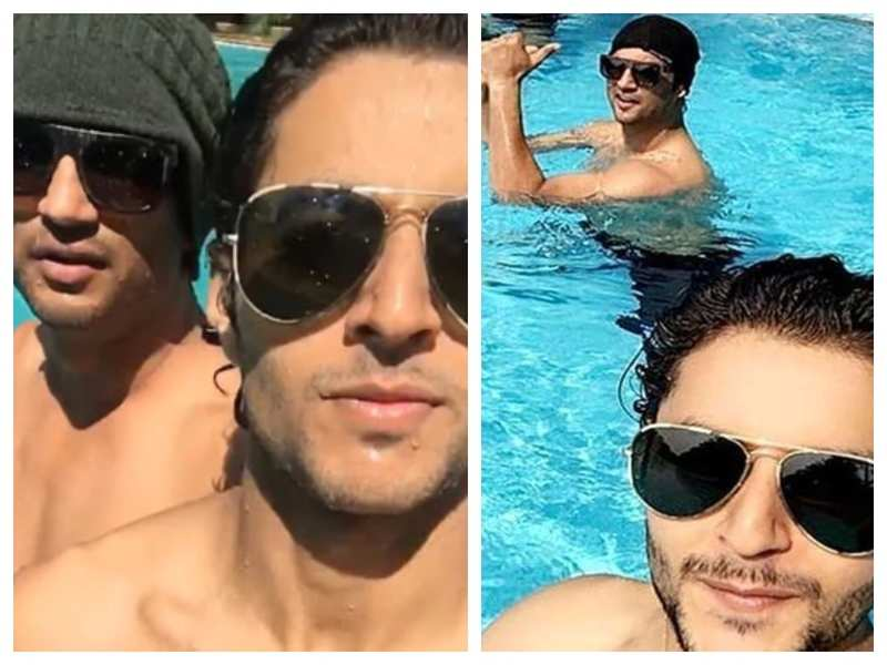 Siddharth Gupta pens a heartfelt note on the Sushant Singh Rajput's birth anniversary: Everyone you touched in your life will take your legacy forward