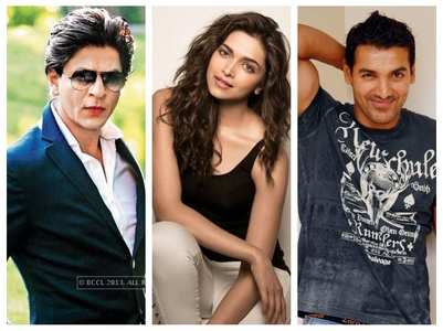 SRK, Deepika, John to shoot in Middle East