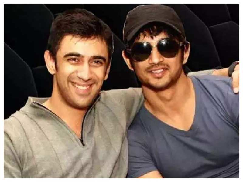 Amit Sadh recalls the day he first met Sushant Singh Rajput, shares fond memories of the late actor
