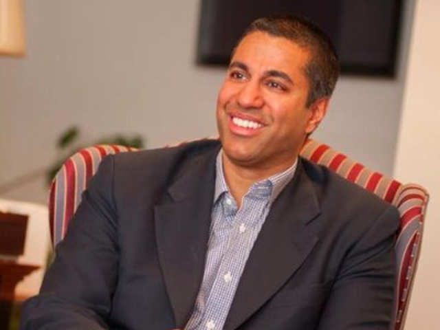 Departing US FCC chair warns of threats to telecoms from China