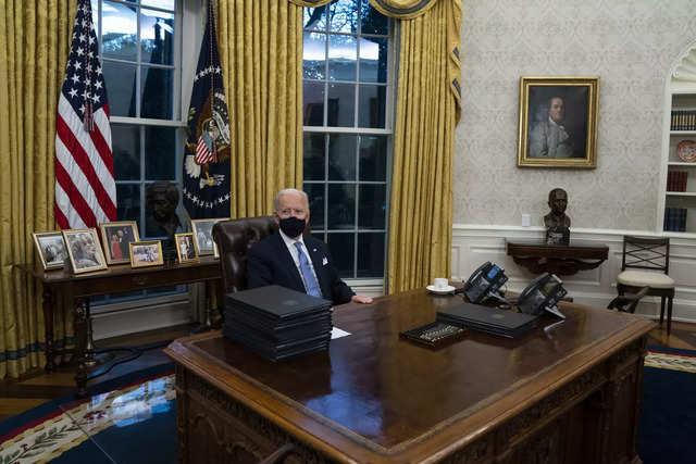 In hidden message on White House website, Joe Biden calls for coders