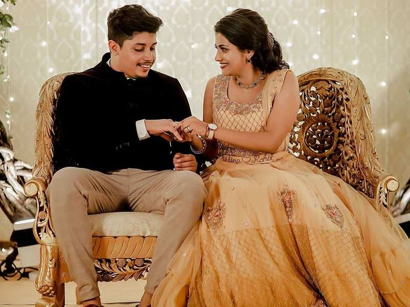 Bigg Boss Malayalam fame Alina Padikkal gets engaged to long-term boyfriend Rohit