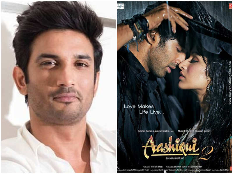 Did you know Sushant Singh Rajput was reportedly the first choice for 'Aashiqui 2' and these other films ?