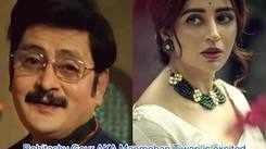 Bhabiji Ghar Pe Hain! actor Rohitashv Gour aka Manmohan Tiwari is excited about working with Nehha Pendse