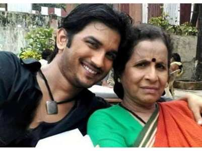 Reel mom Usha Nadkarni remembers SSR