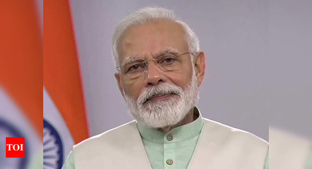 Modi in Kolkata for Bose's birth anniversary celebrations, to also visit Assam | India News – Times of India