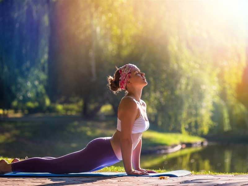 Yoga for physical, mental and psychological well-being