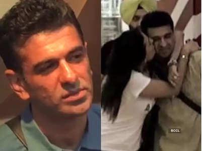 BB14's Eijaz: Have met Pavitra's brother