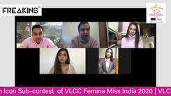 Freakins Miss Fashion Icon Sub-Contest Of VLCC Femina Miss India 2020