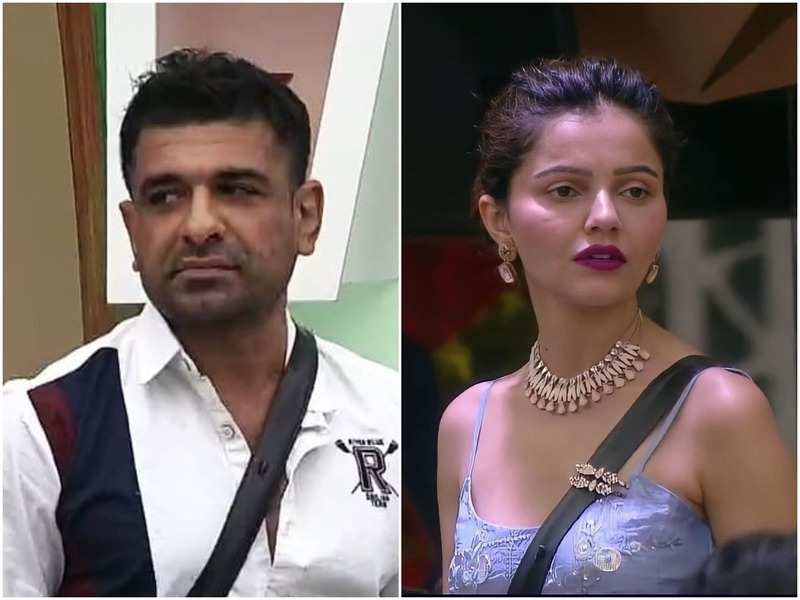 THIS is what Eijaz Khan thinks about his 'Bigg Boss 14' co-contestant Rubina Dilaik!