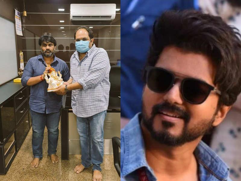 Telugu producer Mahesh Koneru thanks Vijay for Master