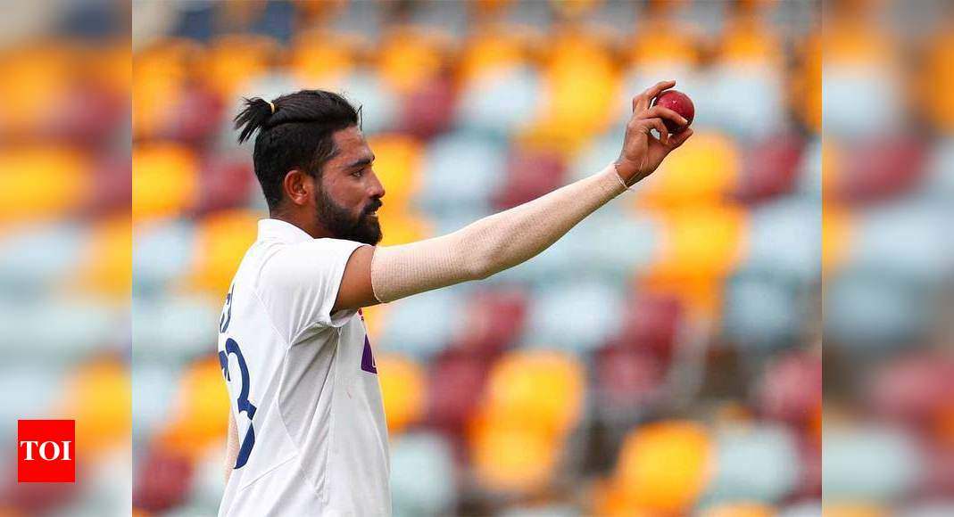 Virat bhai told me I have the ability to perform on the big stage: Siraj | Cricket News – Times of India