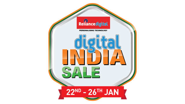 Reliance Digital announces Republic Day sale from January 22-26