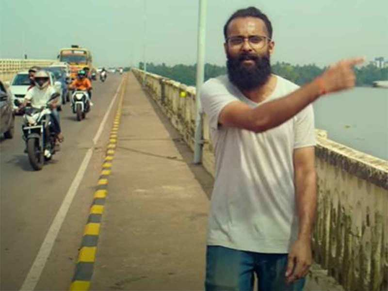 Vikruthi director Emcy Joseph's uses rap for message on new film, Ennittu Avasanam