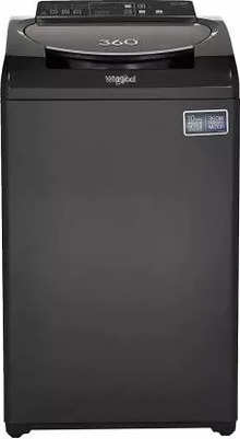 Whirlpool 360 BW ULTRA (SC) 6.5 KG GRAPHITE 10YMW 6.5 kg Fully Automatic Top Load Washing Machine