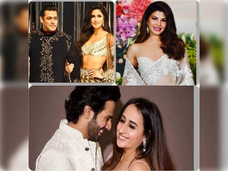 Exclusive: Salman, Katrina and Jacqueline to attend Varun-Natasha's wedding in Alibaug