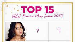 VLCC Femina Miss India Tamil Nadu 2020.