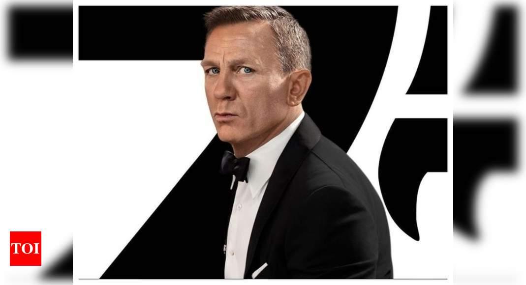 Bond movie 'No Time To Die' delayed again!