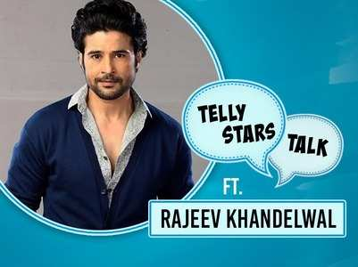 #TellyStarsTalk: Rajeev on stardom and more