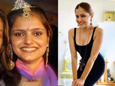 BB: Rubina Dilaik's old photo goes viral