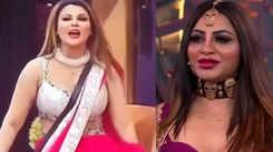 Bigg Boss 14: Rakhi Sawant says her husband Ritesh will send gifts on Valentine's Day, Arshi Khan mocks her!
