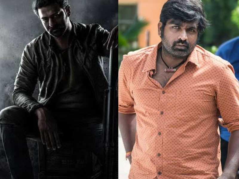 Is Vijay Sethupathi playing the villain in Prabhas starrer 'Salaar'?