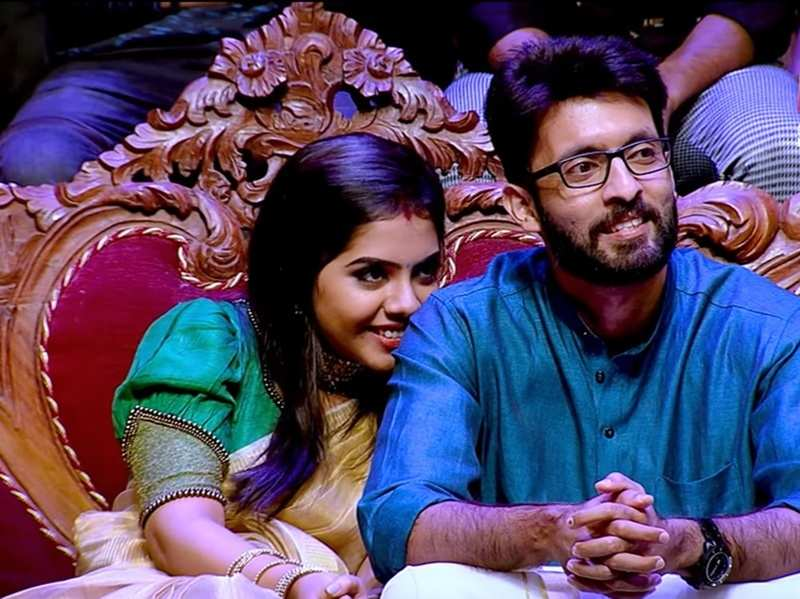 Super 4 to welcome new wedded host Vidya Vijaykumar and hubby to the stage