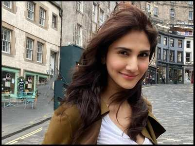 Vaani on finishing 2 films during a pandemic