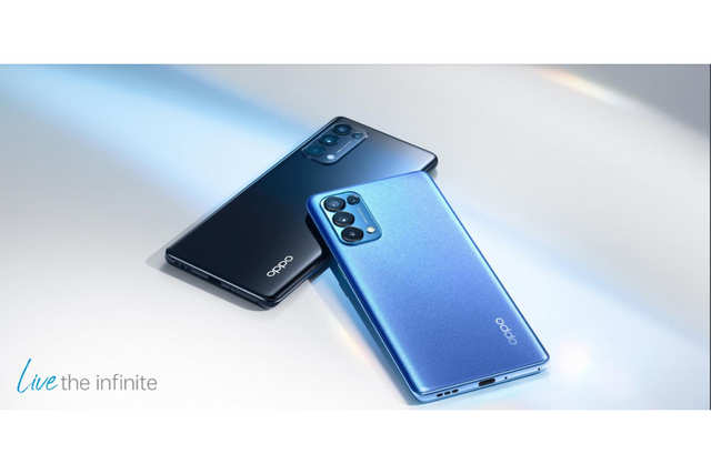 Embrace the future of smartphone videography with OPPO Reno5 Pro 5G
