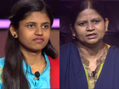 Here's why contestant's mom sold her jewellery