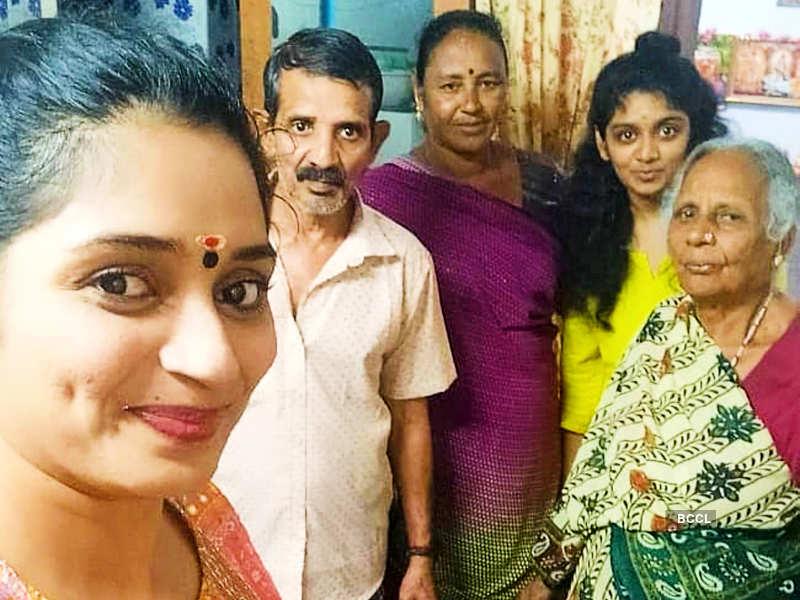 Here's how Kadaikutty Singam actress Jeevitha celebrated her birthday (Photo - Instagram)