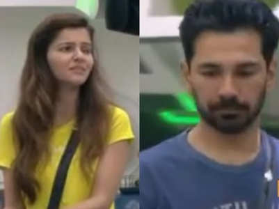 Abhinav to Rubina: Your opinion doesn't count