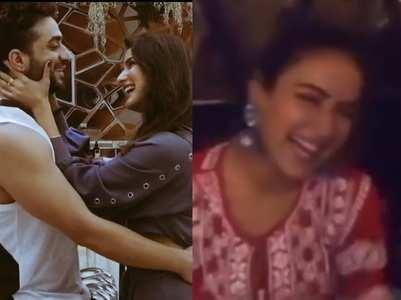 Jasmin Bhasin sings 'Aly da pehla number'