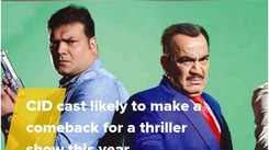 CID cast likely to make a comeback for a thriller show this year