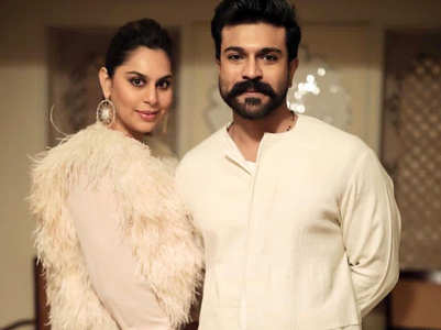 Ram Charan's wife on his Covid-19 recovery