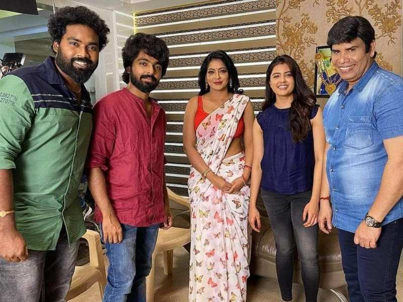 GV Prakash to team up with Amritha Aiyer in his next with filmmaker M Rajesh