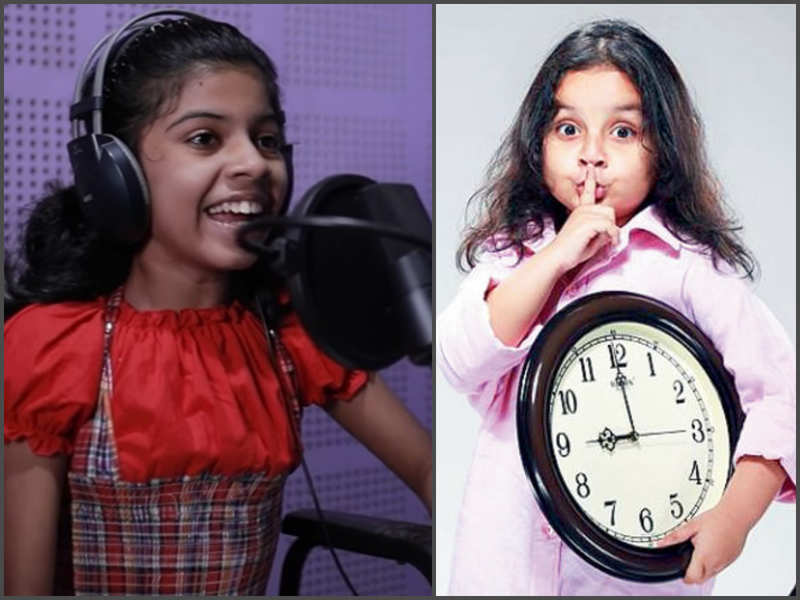 Did you know actress Seena Antony's daughter Joan lent her voice to Preethu in 'Vellinakshathram'?