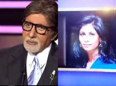 KBC12: Netizens slam Big B over a sexist remark
