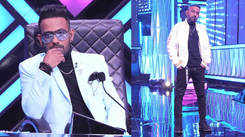 Dharmesh joins the judges panel of dance reality show alongside Madhuri Dixit