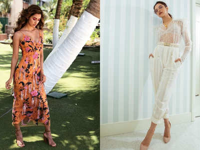 Summer style inspo for the upcoming season from our favourite ladies in Bollywood