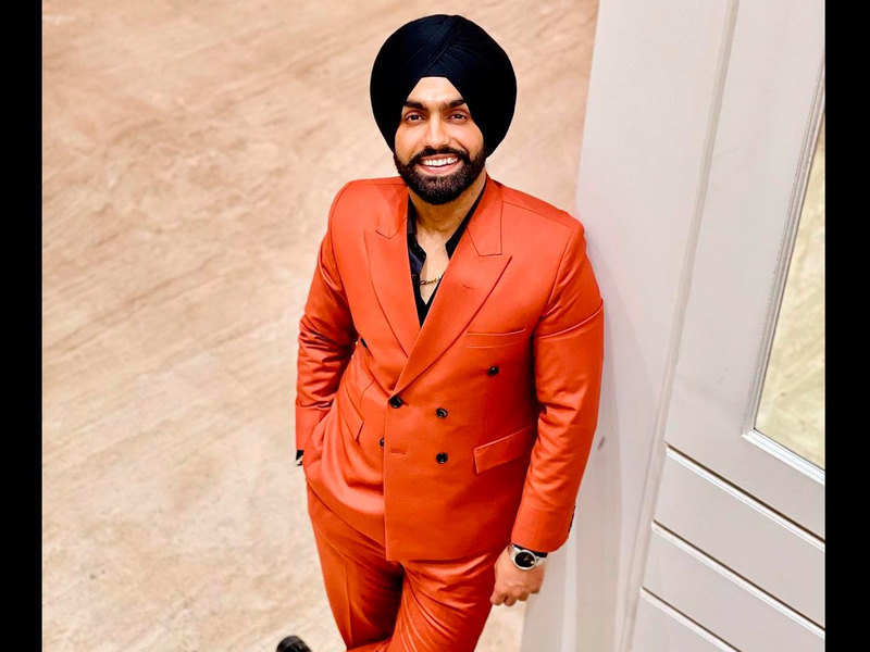 Exclusive! Here's why Ammy Virk prefers not to take off from work even for a single day