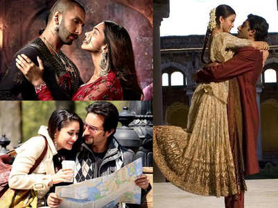 Real-life couples who romanced on screen