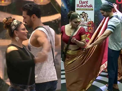 BB14: Funny moments between Rakhi, Abhinav
