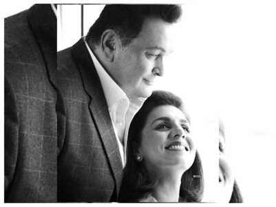 Rishi Kapoor and Neetu Kapoor's love story