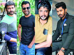 Sandalwood heroes mark their presence in other film industries