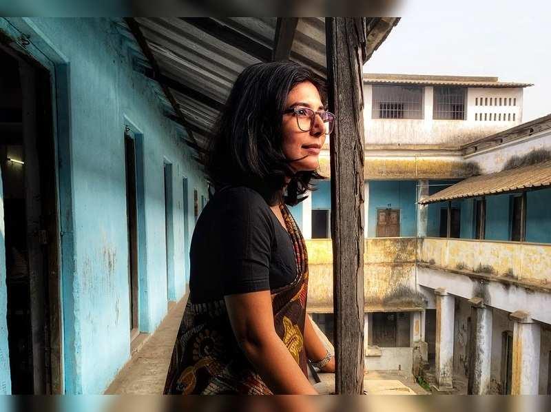 Aparajita plays an important role in an upcoming Hindi short